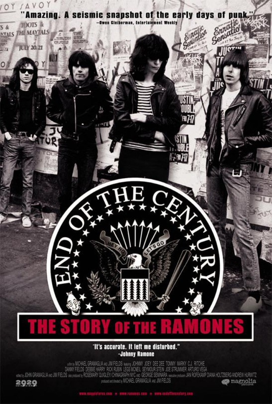 End of the Century The Story of the Ramones