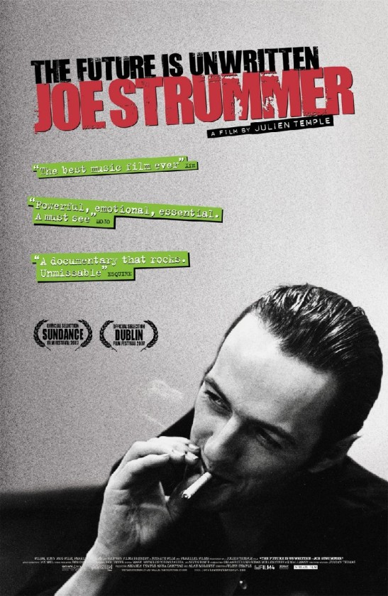 Joe Strummer The Future Is Unwritten