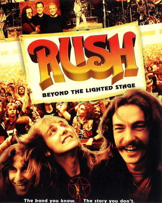 Rush Beyond the Lighted Stage